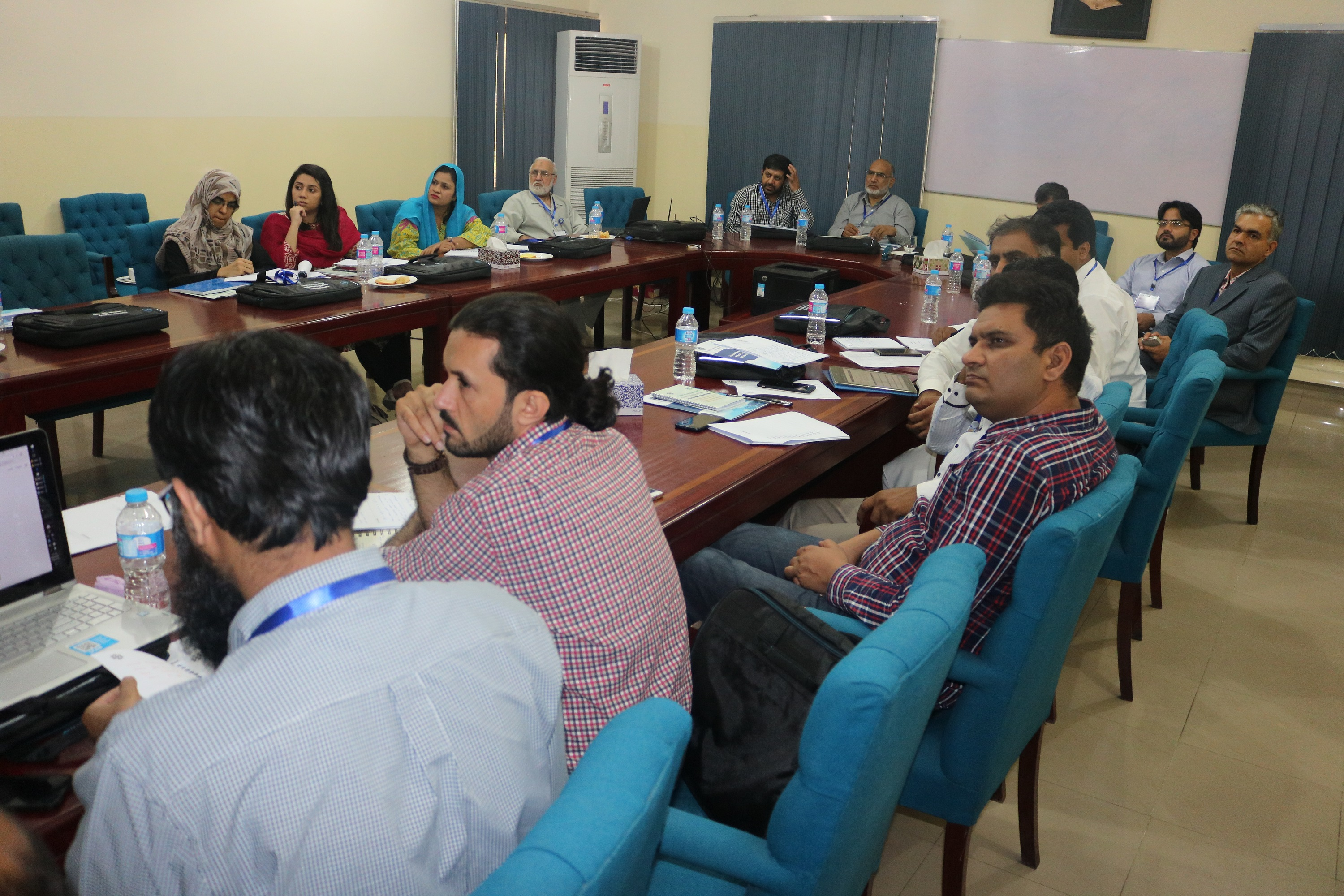 Capacity Building Workshop at Lahore